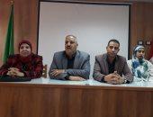 صور.. شباب القليوبية تنظم ندوة حول أهمية الكشف المبكر عن سرطان الثدى