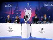 الريال مع مانشستر سيتى وليفربول يصطدم بأتلتيكو مدريد في دوري ابطال اوروبا
