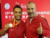 اتحاد كونغ فو يصدر بيانا حول سحب ميدالية بطل العالم المصرى بسبب المنشطات
