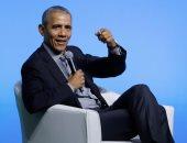 الرئيس الأمريكى السابق أوباما يشيد بالاحتجاجات ويندد بالعنف