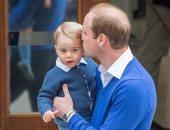 الأمير وليام يكشف أمنية ابنه جورج بخصوص هدية عيد الميلاد وفريقه الكروى المفضل