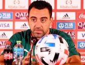 تشافي: أحلم بتدريب برشلونة والسد قادر على تخطى الترجى