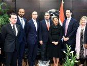 وفد الكونجرس الأمريكى: المشروعات القومية الكبرى فرصة لشراكة اقتصادية بين مصر وأمريكا