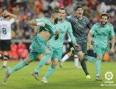 جميع أهداف مباريات الأحد.. تعادل قاتل لريال مدريد والسيتى يكتسح أرسنال