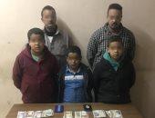 القبض على بائعين لاستغلالهما 3 أطفال للتسول بمنطقة قصر النيل