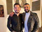 أحمد سعد يسجل أغنية جديدة بتوقيع الشاذلى والمصرى