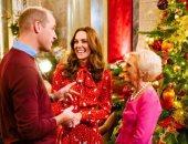 وليام وكيت ميدلتون يكشفان 6 أسرار عن حياتهما الملكية خلال عرض عيد الميلاد