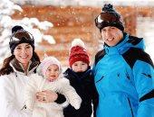 الأمير وليام وزوجته وأطفاله يستعدون لعطلة التزلج على الجليد بعد عيد الميلاد