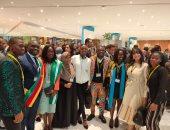 """طلاب البرنامج الرئاسى الأفريقى: """"فخورون بوجودنا على أرض مصر"""""""