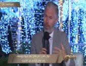 مدير مركز علاج إدمان الإنترنت في السويد: منتدى الشباب ناقش قضايا هامة جدا
