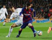 اسبانيول ضد برشلونة.. سجل مثالي يدعم ميسي في ديربي كتالونيا