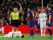 برشلونة يتعادل مع ريال مدريد في كلاسيكو الأرض بالدوري الاسباني