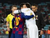 """برشلونة ضد الريال.. التعادل السلبي يحسم كلاسيكو الأرض المثير """"فيديو"""""""