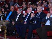 محافظ بورسعيد يشهد احتفالات المجلس الأعلى للثقافة بالعيد القومى