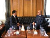 السويدي يبحث برنامج الشراكة بين اليونيدو ومصر بما يساهم في تحقيق التنمية الصناعية