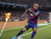 فيدال يقدم شكوى ضد برشلونة بسبب المستحقات