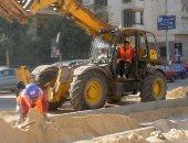 تعيين خدمات مرورية بمحيط أعمال تطوير محور صلاح سالم لمدة يومين