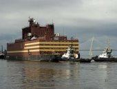 روسيا تدشن أول محطة عائمة للطاقة النووية فى العالم
