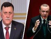 تركيا تواصل العبث فى المتوسط وتخاطب حكومة السراج للحصول على إذن بالتنقيب