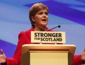 رئيسة وزراء أسكتلندا تعتذر عن عدم ارتداء الكمامة فى مكان عام مغلق