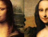 هل رسم دافنشى نسخة أخرى لـ لوحة المونوليزا ؟