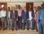وفد زراعى يزور أفريقيا لتطوير برامج إنتاج بذور القطن وتحديث السلالات.. صور