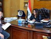 محافظ دمياط: تسليم محلات سوق النيل لمنتفعيه نهاية يناير المقبل
