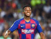 برشلونة رفض 100 مليون يورو مقابل رحيل أنسو فاتى
