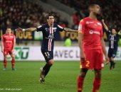 باريس سان جيرمان يسحق لومان ويتأهل لربع نهائي كأس رابطة فرنسا