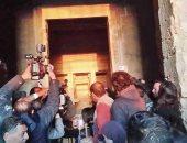صور.. الشمس تتعامد غدا على معبد قصر قارون بالفيوم