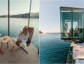 لو قلبك جامد وبتدور على الهدوء.. صور مذهلة لمنتجع ماسنهاوزن الزجاجى بالنرويج