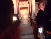 مدير آثار الفيوم: تعامد الشمس على قصر قارون ظاهرة فريدة تسهم فى تنشيط السياحة