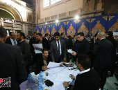 """""""مؤشرات أولية"""" تقدم قائمة المستشار عبد المحسن فى انتخابات نادى القضاة"""