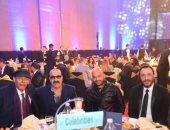 بدء حفل توزيع جوائز دير جيست بالسلام الوطنى