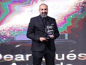 """اليوم السابع يفوز بجائزة أفضل موقع إخبارى لعام 2019 بحفل """"دير جيست"""""""