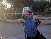 استمرار الإشتباكات بين المتظاهرين وعناصر الشرطة فى تشيلى