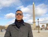 محمد إمام يفتخر بمسلة رمسيس الثانى فى أكبر ميادين باريس.. اعرف التفاصيل