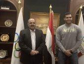 هشام حطب: خطط لتجهيز المتأهلين للأولمبياد للوقاية من كورونا خلال 48 ساعة