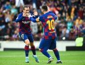 أهداف السبت.. رباعيات برشلونة والإنتر وسان جيرمان.. وليفربول يتوج بلدغة