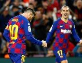 نابولى منافس ميسى رقم 40 مع برشلونة فى دورى أبطال أوروبا