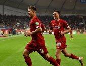 فيرمينو يسجل هدف ليفربول الأول ضد فلامنجو في الدقيقة 99.. فيديو