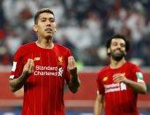 """توتنهام ضد ليفربول.. محمد صلاح يصنع وفيرمينو يسجل أول أهداف الريدز """"فيديو"""""""