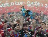 شاهد.. لحظة تتويج ليفربول ببطولة كأس العالم للأندية