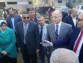 صور.. جامعة طنطا تنظم قافله طبية وتوزع مساعدات بقرية دلبشان بالغربية