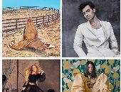كاري وإيليش وبينك وجوناس أصحاب أجمل صور في 2019 بتوقيع Billboard