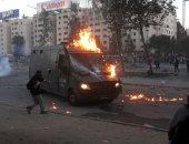 مقتل شخصين فى تشيلى إثر تجدد الاحتجاجات فى العاصمة سانتياجو