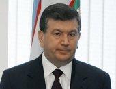 الرئيس الأوزبكى يدلى بصوته فى الانتخابات التشريعية بالبلاد