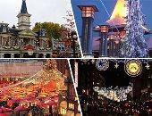 صور.. 5 وجهات أوروبية مثالية لقضاء عطلة أعياد الميلاد.. الأسواق أهم ما يميز ألمانيا.. وقرية سانتا كلوز  بفنلندا.. وسوق نول أكثر الأماكن الجاذبة للاحتفال.. وشياطين تطارد الأطفال المشاغبين بالتشيك