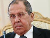 وزير الخارجية الروسى يبحث مع بيدرسون الوضع فى سوريا