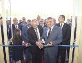 صور.. رئيس هيئة قناة السويس يشهد افتتاح مركز البيانات الرقمى الرئيسى